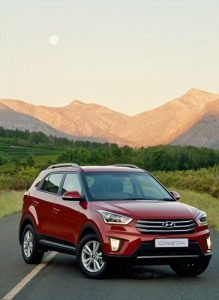 The Hyundai Creta enters the sub-compact market