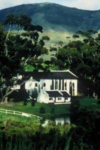 Hamilton Russell wine estate
