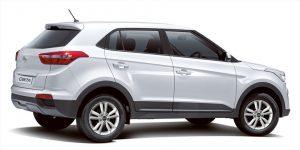 The Hyundai Creta