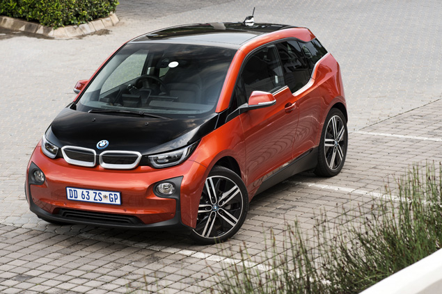 Bmw I3 Is A Truly Impressive Electric Car Clean Quiet And Very
