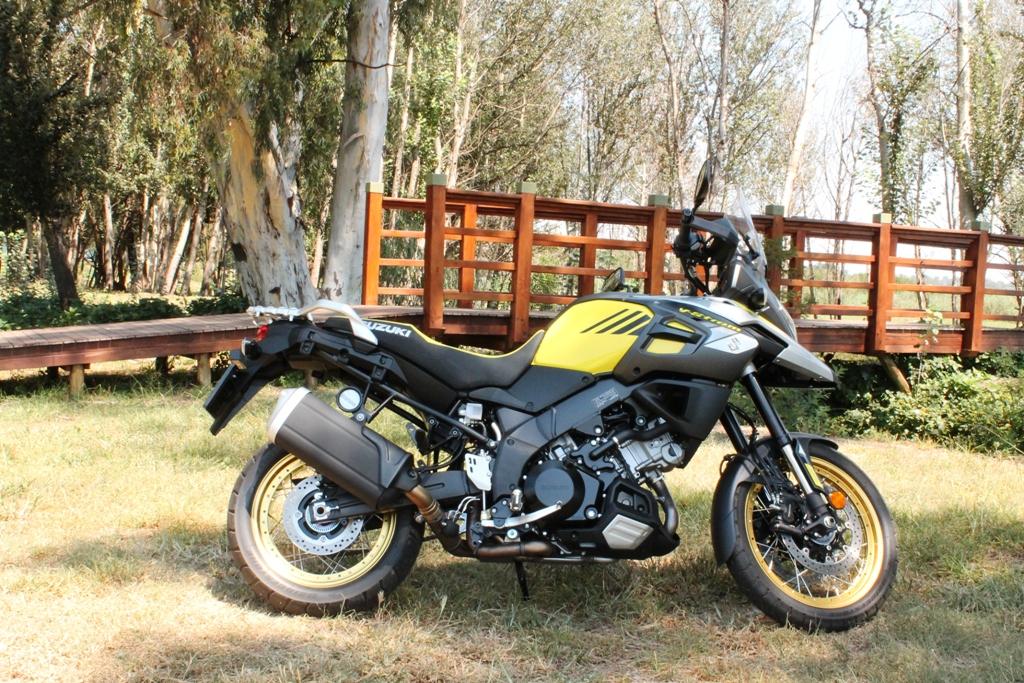 Suzuki Dl1000 V Strom Provides An Excellent Opportunity