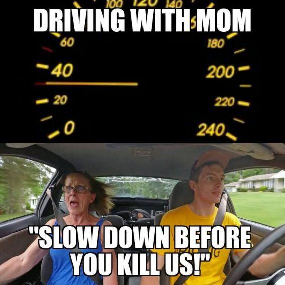 Driving meme 25 June