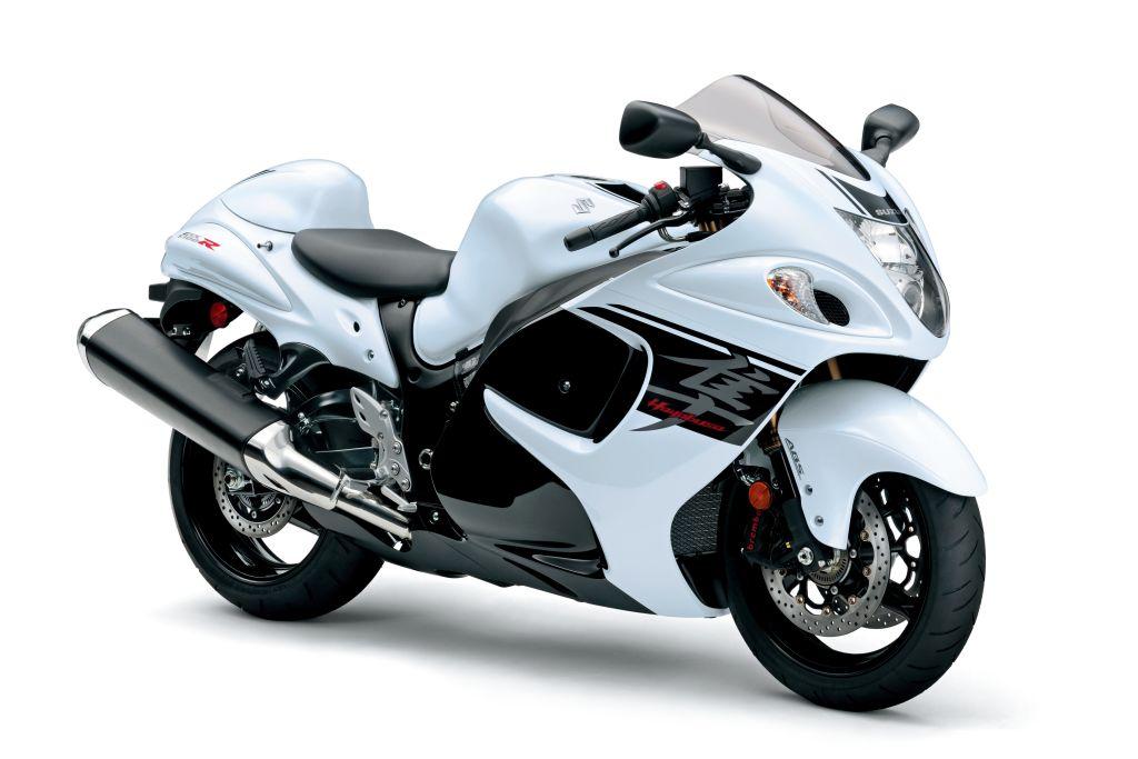Suzuki Hayabusa is the ultimate sports bike for riders of